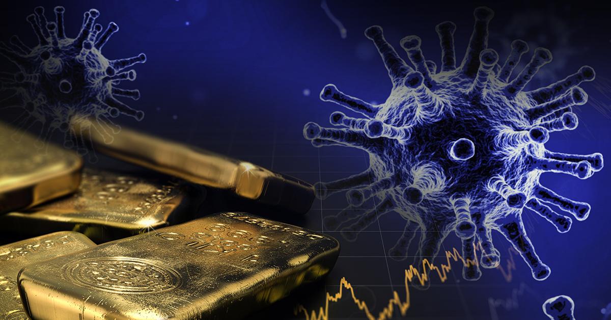 За цените на златото и среброто в обстановката, предизвикана от COVID-19