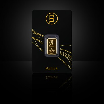 Investment Gold Bullion Bulmint, 5g