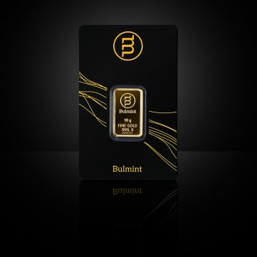 Investment Gold Bullion Bulmint, 10g